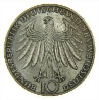 GERMANIA - 10 MARK 1972 J - [ 7] 1949-… : RFA - Rep. Fed. Tedesca