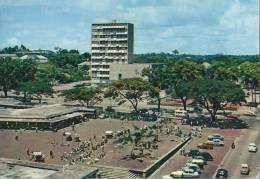 26Mo  Cote D'Ivoire Abidjan Le Marché (vue Pas Courante) - Ivory Coast