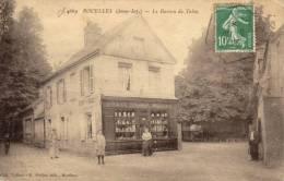 76 Rouelles . Le Bureau De Tabac - France