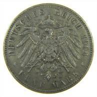 GERMANIA -  5 FUNF MARK PRUSSIA PREUSSEN 1904 A - [ 2] 1871-1918 : Impero Tedesco