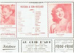 CONSTANTINE         VICTORIA & SON HUSSARD - Casette Beta