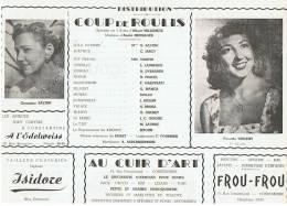 CONSTANTINE       OPERETTE En 3  ACTES    COUP De  ROULIS - Cassette Beta