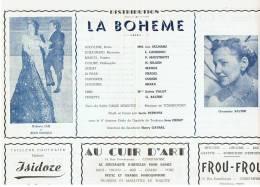 CONSTANTINE        LA  BOHEME - Cassette Beta