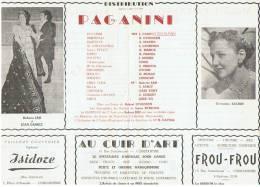 CONSTANTINE       PAGANINI - Cassettes Beta