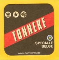 1 S/b Bière Tonneke Speciale Belge - Bierdeckel