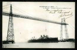 """"""" Le Dupleix """" Croiseur Cuirassé Se Rendant En Rade - ROCHEFORT SUR MER - Guerre"""