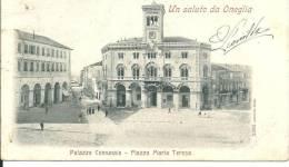Italie Oneglia Un Saluto - Italie