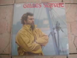 33T. Gilles SERVAL. Folklore BRETON, BRETAGNE. 10 Titres - Vinyles