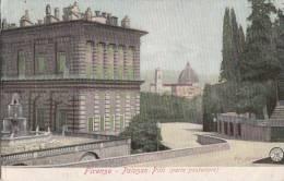 C1900 FIRENZE  - PALAZZO PITTI PARTE POSTERIORE - Firenze