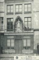 Diest - Huis Van St-Joannes Berchmans, Marktstraat - 1924 ( Verso Zien ) - Diest