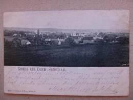 AK OBER FRÖSCHAU B.ZNAIM Horni Breckov 1901  // D*7724 - Czech Republic
