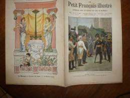 1901 Le Petit Français Illustré : Les Grandes Chasses En Afrique ; Un été Tel Que Les Oeufs Cuisaient Au Soleil Et - Livres, BD, Revues