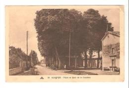Suippes - Place Et Quai De La Carpiere - France