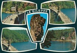 UN BONJOUR DU BARRAGE DE LA  GILEPPE. - Jalhay