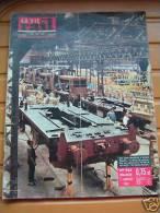 Vie Du Rail 1962 828 DECAUVILLE CORBEIL ESSONNES NICE PAU ARLES - Sin Clasificación
