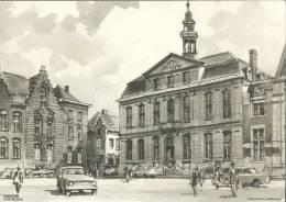 Postkaart / Carte Postale / Postcard : ARCHITECTUUR,ROESELARE, Pentekening/Dessin à La Plume/Pen-drawing:Herman VERBAERE - Roeselare