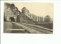Yvoir Le Tunnel De Fidevoye - Yvoir