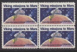 U.S. 1759    **   SPACE  VIKING  MARS - United States