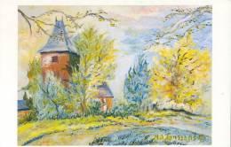 Wenskaart / Carte De Voeux / Greeting Card : ## Vervlogen Tijden ## Door Janssens, - Paintings