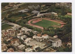 """FORMIA ---Stade """"San Pietro"""" Vue Aerienne ITALIE -RECTO/ VERSO  ---100.38 - Latina"""