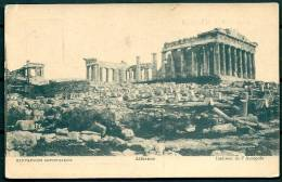 GREECE GRECE ATHENS ATHENES LE PARTHENON -G - Grecia