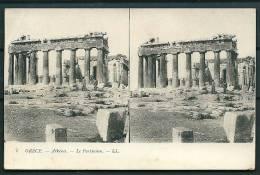 GREECE GRECE ATHENS ATHENES LE PARTHENON -G - Grèce