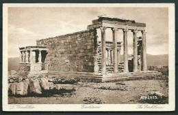 GREECE GRECE ATHENS ATHENES L´ERECHTEION -G - Grèce