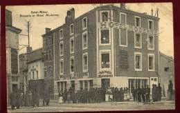 Cpa  Du  55  Saint Mihiel  Brasserie Et Hôtel Modernes      PUO5 - Saint Mihiel