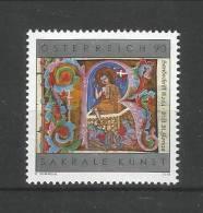 Österreich  2013  Mi.Nr. 3056 , Sakrale Kunst - Postfrisch / Mint / MNH / (**) - 1945-.... 2nd Republic