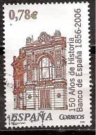 SPAIN  Edifil # 4220 (o) 150 Años - Banco De España - 1931-Hoy: 2ª República - ... Juan Carlos I
