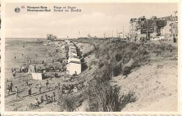 Nieuwpoort-bad, Strand En Zeedijk - Nieuwpoort