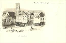 LA FERTE-S/-JOUARRE - Vue De L'église, Le .....(avant 1900)        -- Brindelet - La Ferte Sous Jouarre