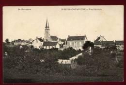 Cpa  Du  53  Saint Germain D´ Anxure  Vue Générale   PUO6 - France