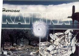 (101) Hurricane Katrina - Postcards