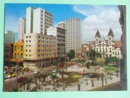RECIFE - Plaza De La Independencia - Recife