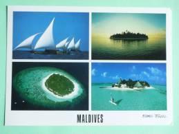 MALDIVES - Male Atoll - Maldives