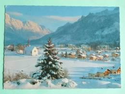 BAYERISCH GMAIN - Berchtesgaden