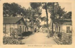 33 MONTCHIC ENTREE DE L'ETABLISSEMENT ALLEE PRINCIPALE - France