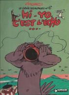 """LE GENIE DES ALPAGES  """" HI-YO, C'EST L'ECHO... """"  -  F'MURR -  E.O.  1981  DARGAUD - Génie Des Alpages, Le"""