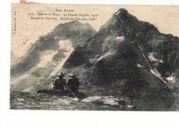 05---LES ALPES-TETE DE LA MAYE---la Grande Aiguille...........--voir 2 Scans - Autres Communes