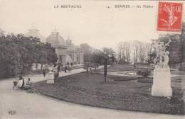 RENNES. Au Thabor - Rennes