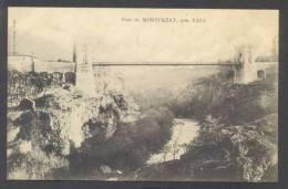 07 - Pont De Montpezat Près Vals - 17410* - Unclassified