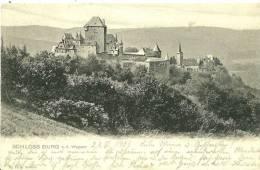 Solingen; Schloss Burg A D Wupper. - Solingen