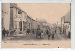 SERAINCOURT-ARDENNES : La Grand'rue - Très Bon état - Autres Communes
