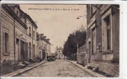 37-  Savigny En Veron  Rue De La Poste - France