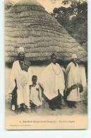 KANKAN : Famille Indigène. 2 Scans. Edition G Et C - Guinea Francese