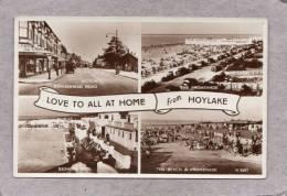 38770    Regno  Unito,  Hoylake,  VG  1958 - Liverpool