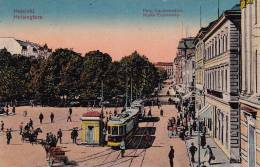 Helsinki 9: Pohj. Esplanaadink 1931 ( Tramway) - Finlande