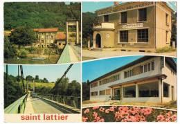 SAINT LATTIER    Multivue    Poste - Correos & Carteros