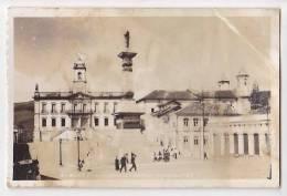 Brazil Minas Ouro Preto Praca Tiradentes Cartao Postal Foto  Vintage Original Postcard Cpa Ak (W3_1682) - Brasile